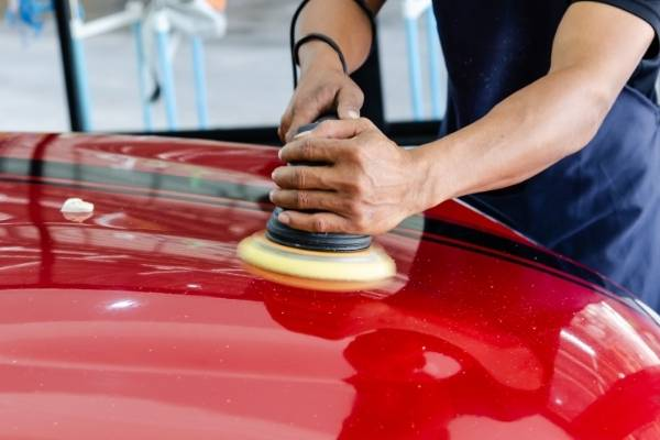 Car paint correction Perth